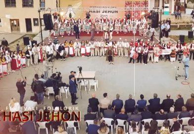 """Festivali folklorik """"Hasi Jehon 2020"""" mbahet me 5 dhe 6 dhjetor"""