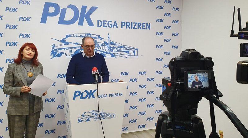 PDK kritikon vendosjen e shtatores së Skenderbeut
