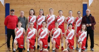 Junior 06 – United Basketball 65:45