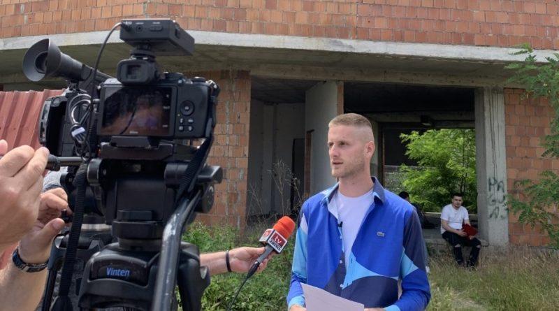 Rinia e PDK-së në Prizren: Projekt i dështuar i bibliotekës së qytetit të Prizrenit!
